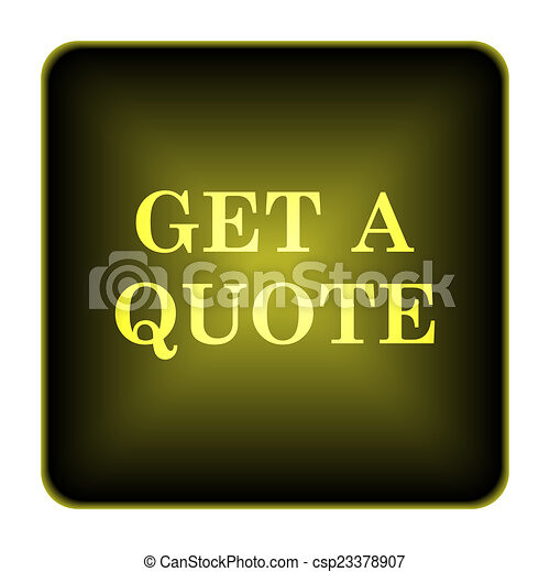 Get a quote icon - csp23378907