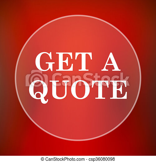 Get a quote icon - csp36080098