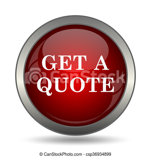 Get a quote icon - csp36934899