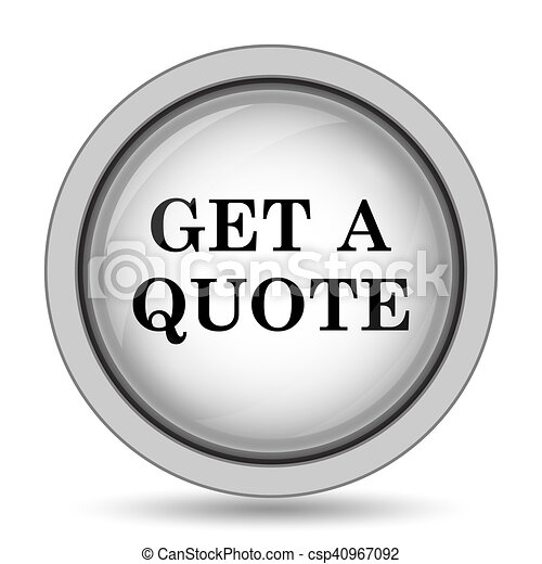 Get a quote icon - csp40967092