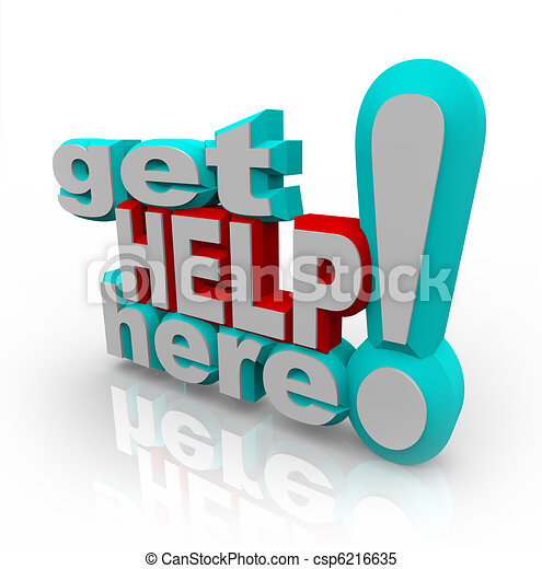 Get Help Here - Customer Support Service Solutions - csp6216635