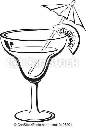 Getränk, glas, schwarz, piktogramm. Getränk, symbolical, hintergrund ...