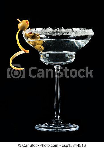 Getränk, schwarz, alkohol, hintergrund. Alkohol, cocktail ...