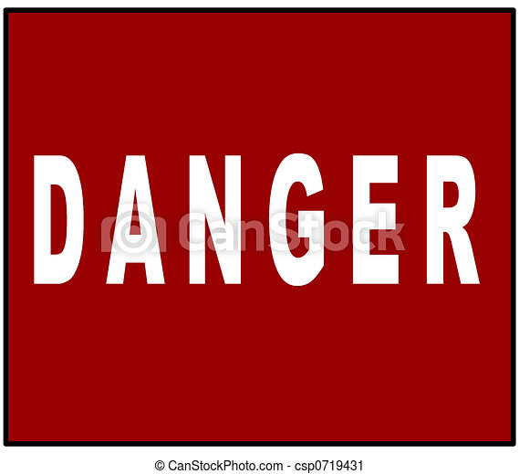 gevaarsteken - csp0719431