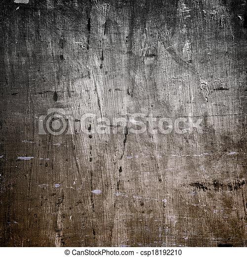 geverfde, doek, textuur - csp18192210