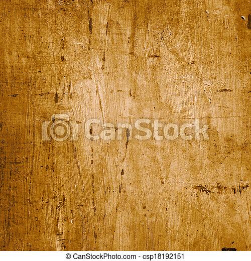 geverfde, doek, textuur - csp18192151