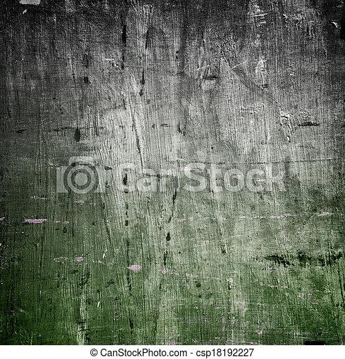 geverfde, doek, textuur - csp18192227