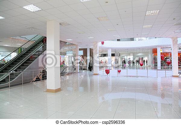 Handelszentrum - csp2596336