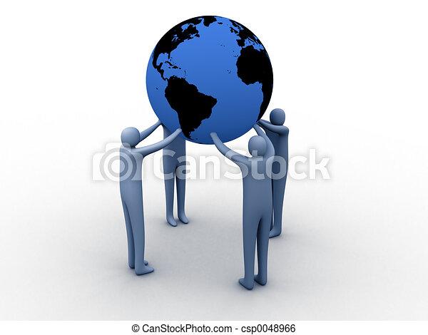 Weltunion - csp0048966