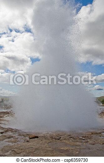 geyser - csp6359730