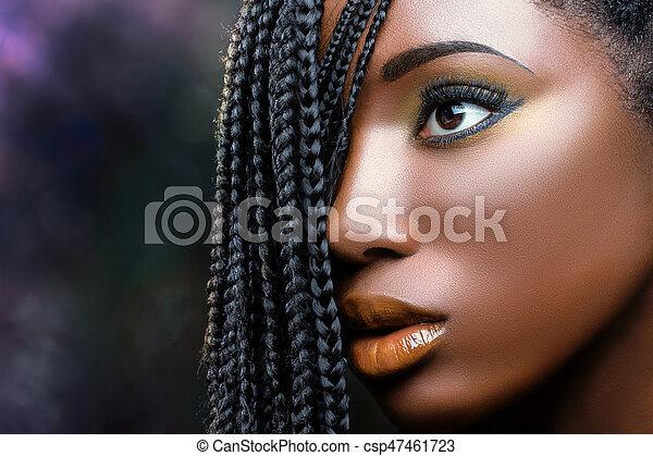 sexy Ebony vrouw blowjobs alleen pics