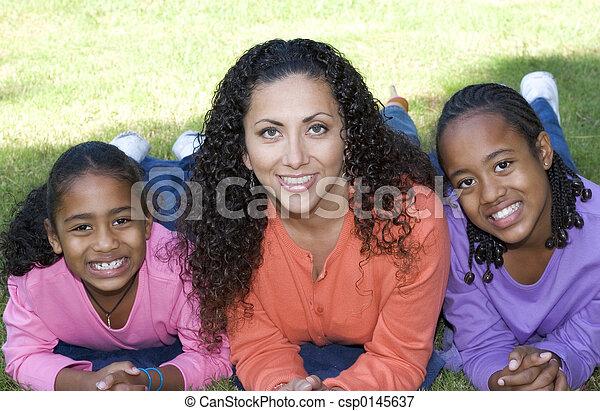 gezin - csp0145637