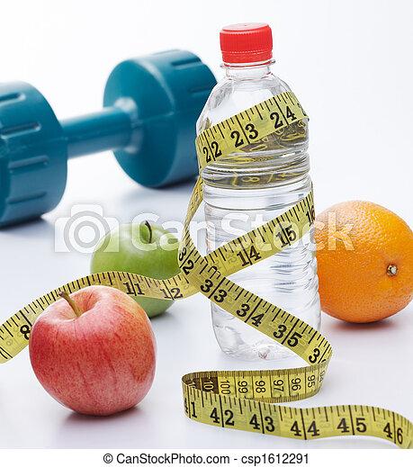 gezond leven - csp1612291