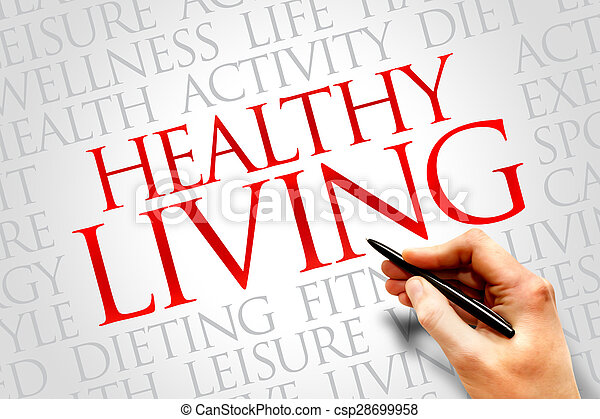 gezond leven - csp28699958