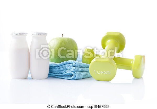 gezond leven - csp19457998