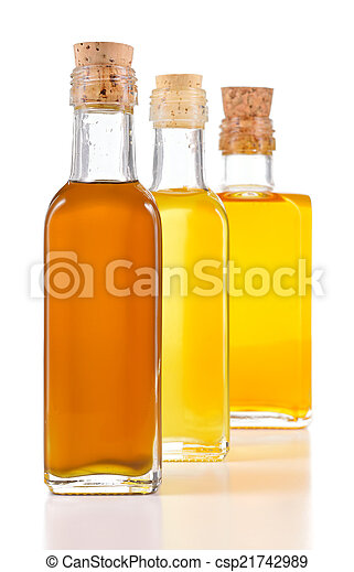 gezonde , vetten, unsaturated, isolated., oliën - csp21742989