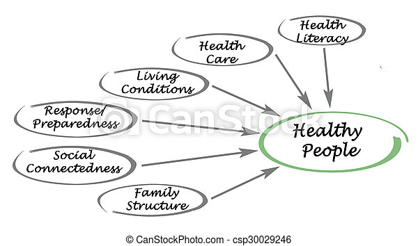 gezonde , wat, maken, mensen - csp30029246