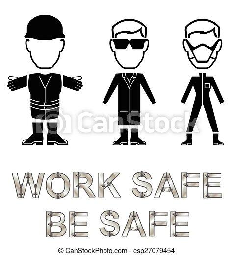gezondheid, boodschap, veiligheid - csp27079454