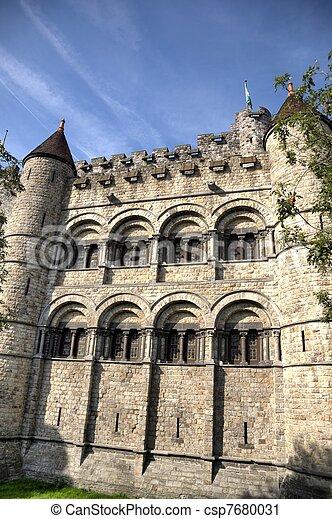 Ghent, Belgium - csp7680031