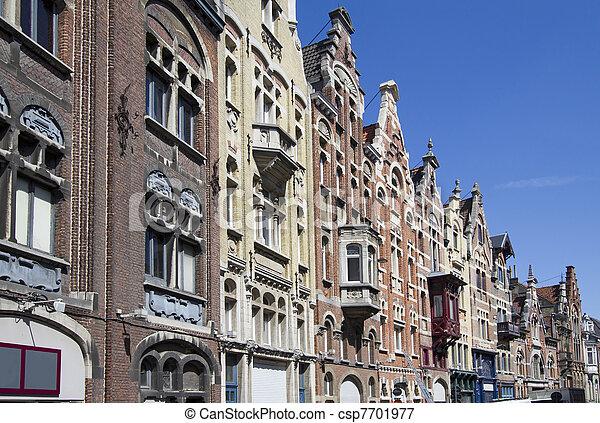 Ghent, Belgium - csp7701977