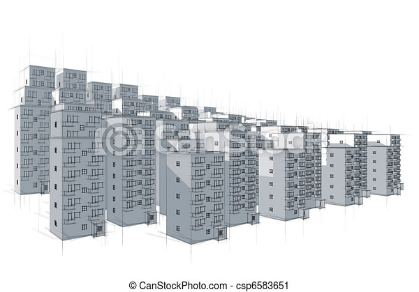 Illustration of ghetto at night clipart search illustration ghetto at night stock illustration sciox Gallery