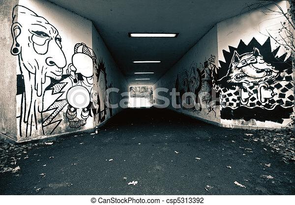 Ghetto graffiti in the subway clip art search illustration ghetto graffiti in the subway stock illustration sciox Gallery