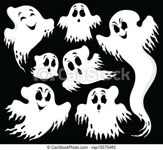 Ghost topic image 1 - csp15575483