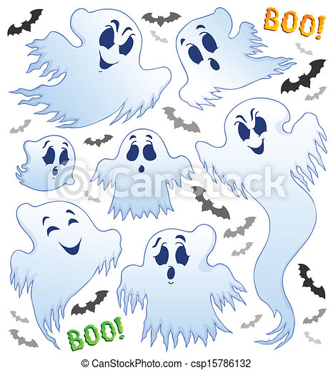 Ghost topic image 2 - csp15786132