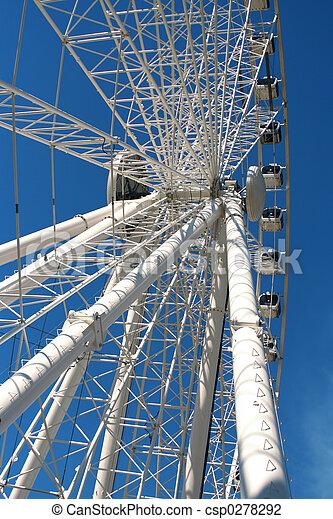 Giant wheel 2 - csp0278292