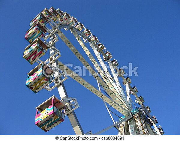 Giant Wheel - csp0004691