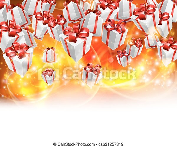 gift background 2015 C5 [Converted] - csp31257319