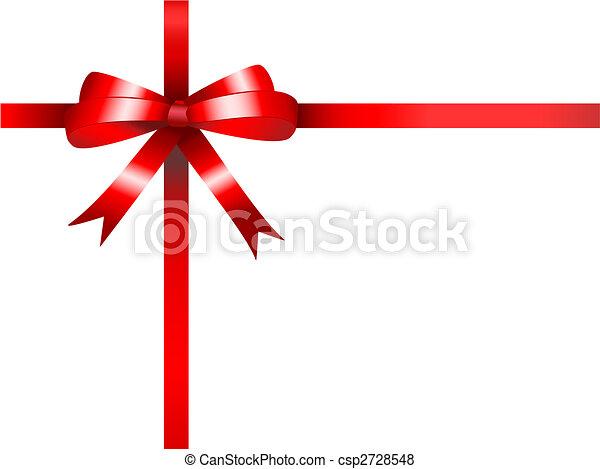 Gift bow - csp2728548