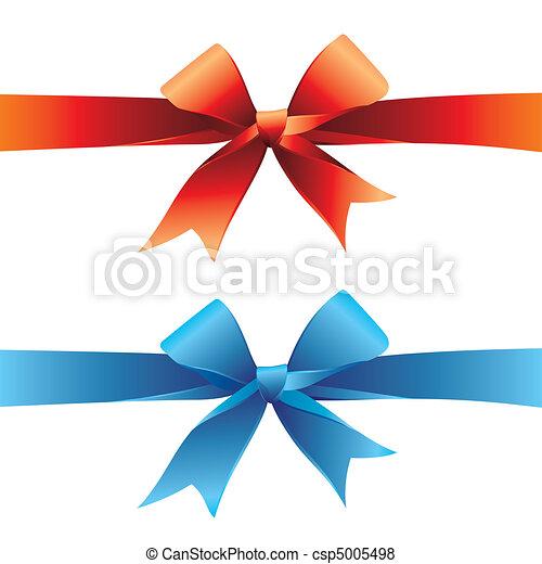 gift bow - csp5005498