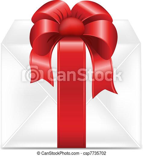 Gift Box - csp7735702