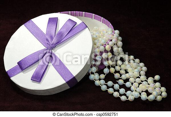 Gift Box - csp0592751