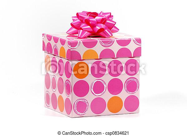 Gift Box - csp0834621