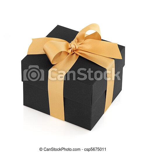 Gift Box - csp5675011