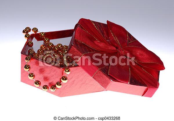 Gift Box - csp0433268