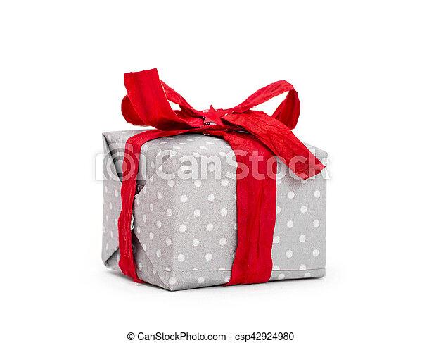 Gift box - csp42924980