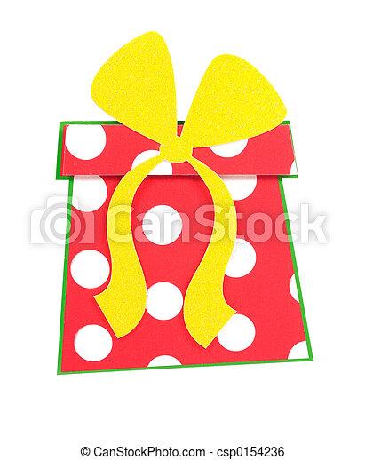 Gift Box - csp0154236