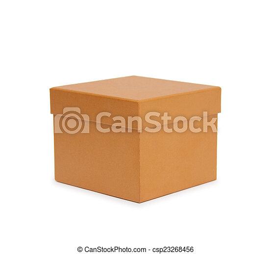 Gift box - csp23268456