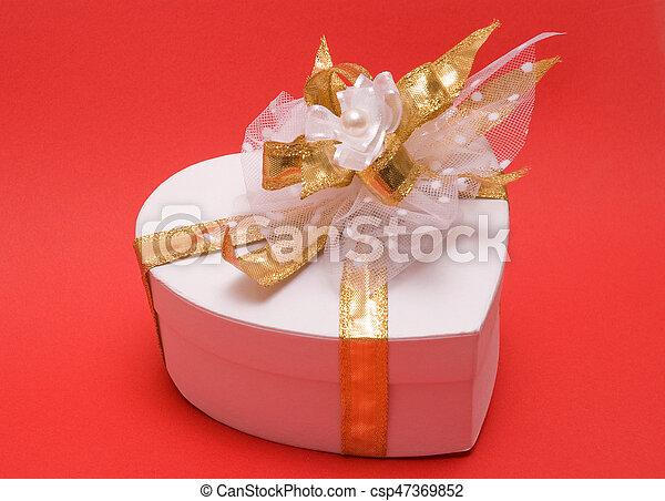 Gift Box - csp47369852