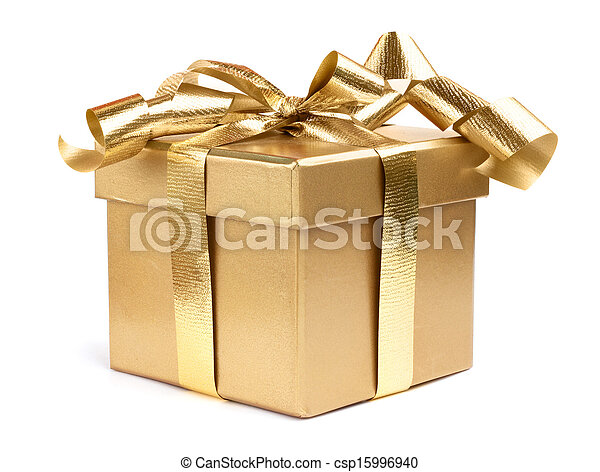 Gift box - csp15996940