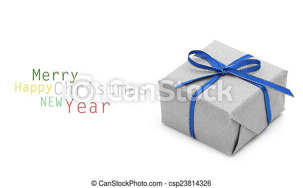 Gift box - csp23814326