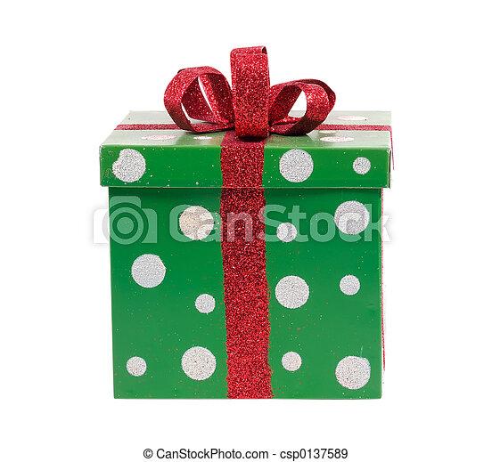 Gift Box - csp0137589