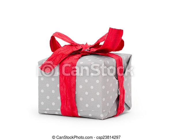 Gift box - csp23814297