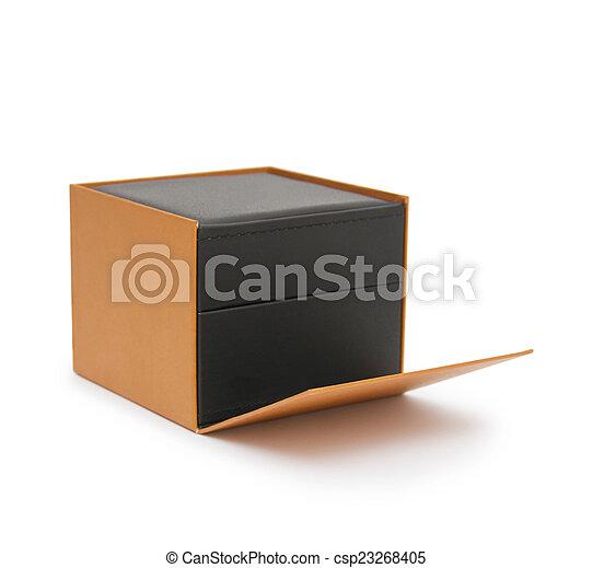 Gift box - csp23268405