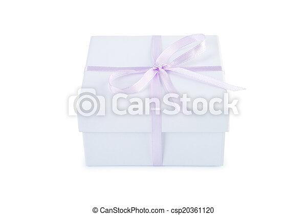 Gift box. - csp20361120
