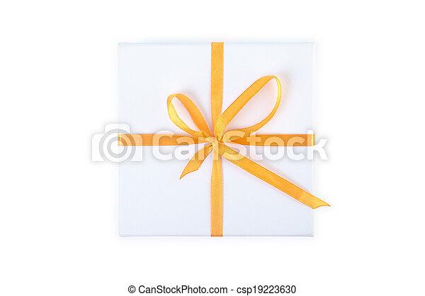 Gift box. - csp19223630