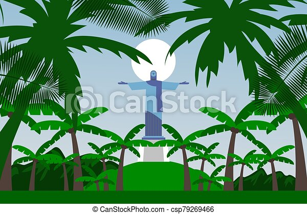 Jesus Christ praying   Free vector image in AI and EPS format, Creative  Commons license.